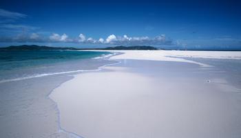 久米島観光はての浜 ハテの浜