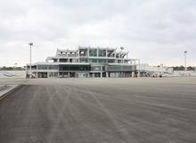 久米島空港ターミナル ビルディング