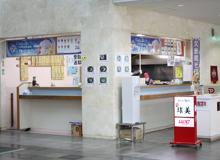 久米島空港 食堂 沖縄そば ソーキそば レストラン 食事