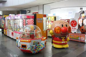 久米島空港ゲームコーナー ゲームセンター