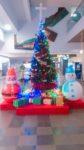 久米島空港クリスマスツリー